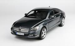 1/18 Norev Mercedes-Benz CLS-Class (Metallic Grey)