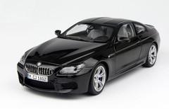 1/18 Paragon BMW M6 (F13) Coupe Hardtop (Cyan/Dark Blue Black)