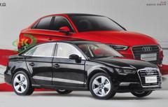 1/18 Dealer Edition AUDI A3 Sedan (BLACK) DIECAST CAR MODEL