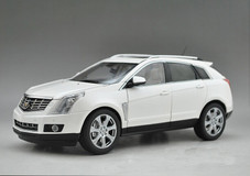 1/18 Dealer Edition Cadillac SRX (White)