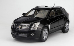 1/18 Dealer Edition Cadillac SRX (Black)