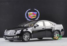 1/18 Kyosho Cadillac CTS Sedan (Black) Diecast Car Model