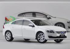 1/18 Dealer Edition Volvo S60L (White)