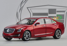 1/18 Dealer Edition Cadillac ATS (Red)