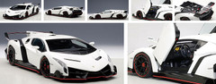 1/18 AUTOart Signature Lamborghini Veneno (White)