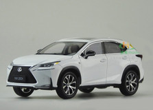RARE 1/18 Dealer Edition Lexus NX 200t F Sports (White)