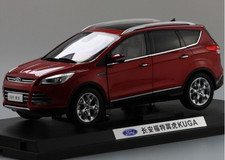 1/18 Dealer Edition Ford Escape (Red)