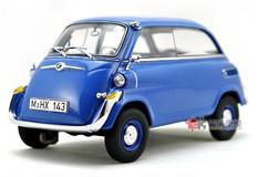 1/18 Dealer Edition BMW Isetta 600 (Blue) Diecast Car Model