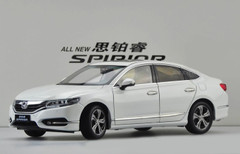 1/18 2015 Dealer Edition Honda Spirior (White)