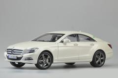 RARE 1/18 Norev Mercedes-Benz CLS 350 CGi (White)