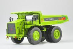 1/50 TEREX Mine Truck