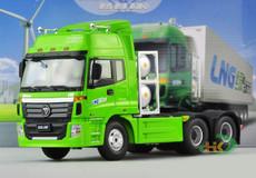 1/24 Foton Daimler ETX LNG Heavy Duty Truck Head