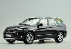 RARE Dealer Edition 1/18 F15 BMW X5 (Black)