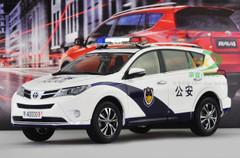1/18 Toyota RAV4 Police Car