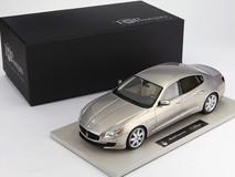 1/18 BBR Top Marques Maserati Ghibli (Silver)