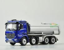 1/50 Mercedes-Benz Arocs Halfpipe Kipper / Halfpipe Tipper (Blue)