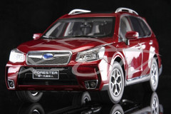 1/18 Dealer Edition Subaru Forester (Red) Diecast Car Model