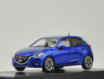1/43 Dealer Edition Mazda 2 / Demio (Sky Blue)