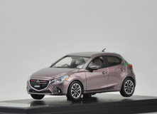 1/43 Dealer Edition Mazda 2 / Demio (Purple)