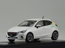 1/43 Dealer Edition Mazda 2 / Demio (White)
