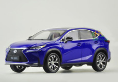 RARE 1/18 Dealer Edition Lexus NX 200t F Sports (Blue)