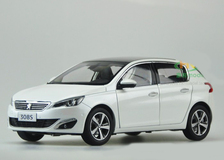 1/18 Dealer Edition Peugeot 308S (White)
