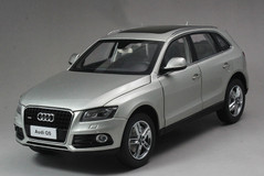 1/18 Kyosho 2014 Audi Q5 (Silver) Diecast Car Model