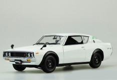 1/18 Kyosho Nissan Skyline GTR KPGC110 (White)