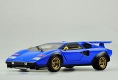1/18 Kyosho Lamborghini Countach LP500S (Blue)