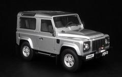 1/18 Kyosho Land Rover Defender (Silver)
