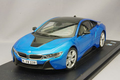 RARE 1/18 Dealer Edition BMW I8 (Blue)