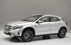 1/18 Dealer Edition Mercedes-Benz GLA (Silver)