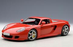 1/18 AUTOart Porsche Carrera GT (Red)
