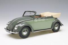 1/18 Minichamps 1949 Volkswagen VW Beetle 1200 Convertible