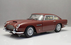 1/18 AUTOart 1963 Aston Martin DB5 (Red)