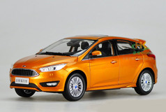 1/18 Dealer Edition 2015 Ford Focus (Orange)