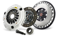 Clutch Masters - FX100 VW R32 Clutch Kit Steel Flywheel