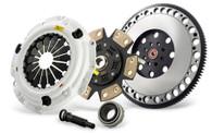 Clutch Masters - FX400 MK5/6 VW 2.0 TSI 4 puck Clutch / Steel Flywheel