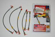 Goodridge Stainless Steel Brake Lines *FWD Only*
