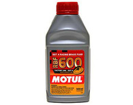 Motul RBF 600 Synthetic Brake Fluid DOT 4