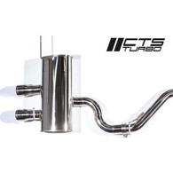 CTS Turbo Golf R 3 Cat Back Exhaust Turbo Cat-back Exhaust