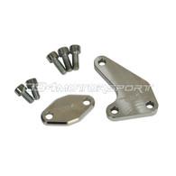 034-SAI Blockoff Plate Kit, Secondary Air Injection for 2.8/2.7T V6, Belt Drive 40v V8