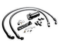 IE MKV/MKVI R 2.0T FSI RECIRCULATING CATCH CAN KIT (FOR OEM VALVE COVER)