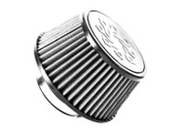 "IE 4"" INLET LOW PROFILE CONE AIR FILTER"