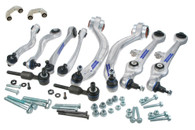 Full Audi Front Control Arm Kit -HD Tie Rods-Febi German