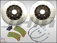 "Rear BBK (Big Brake Kit), JHM 325mm (12.8"") for B5 A4-S4"