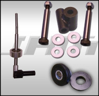JHM Trio Package-Shifter, Linkage and Bushing for 2002 - 2004 (5-Speed) B6 A4