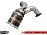 AWE Performance Downpipe for Audi B9 S4 / S5 3.0T