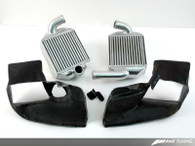 AWE B5 S4 Side Mount Intercoolers