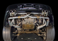 AWE Tuning - 997/997S Hi-Flow Cat Sections